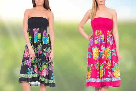 Martildo Fashion - 2 in 1 Summer Holiday Dress in 2 Colours - Save 41%