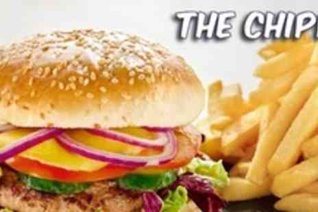 The Chippie - Cheese Burger, Pastie or Sausage Meal For Four With Chips - Save 53%
