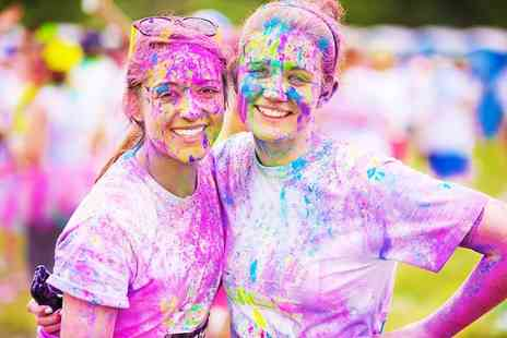Color Vibe -  5k Color Vibe Run on 17th Jul 2016 - Save 50%
