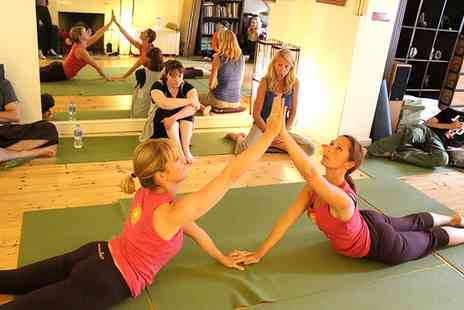 Unity - Partner Yoga or Massage Workshop - Save 67%