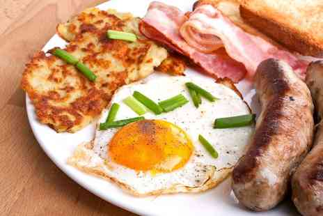Cloisters Cafe - Full English Breakfast for One, Two or Four - Save 24%