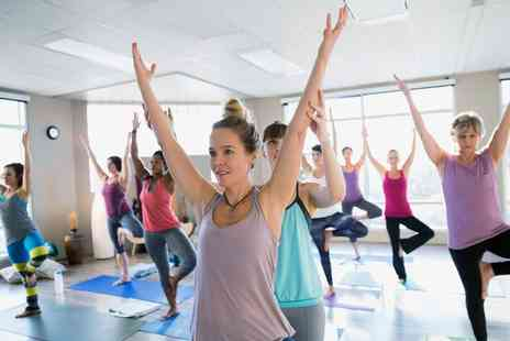Move GB - Yoga, Pilates and Tai Chi sessions - Save 83%