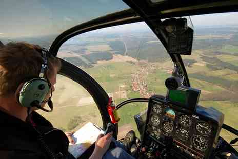 Adventure 001 - Insight to Becoming a Helicopter Pilot for 1 Person - Save 0%