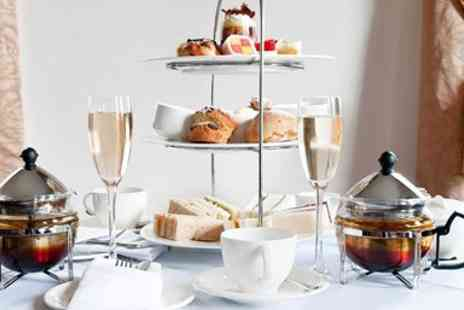 Bailbrook House - Champagne Afternoon Tea at Grand Bath Mansion - Save 29%
