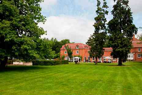 Pinewood Hotel - Buckinghamshire Stay for 2 with Meals - Save 32%