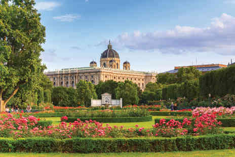 Worldwide Tours & Travel - Seven night cruise along the Danube to Vienna and Budapest, including return Eurostar travel and a two night 4 Star Munich hotel stay - Save 0%
