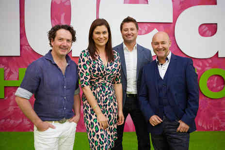 Ideal Home Show - Two tickets to the Ideal Home Show Scotland 2016 on 27th to 30th May - Save 50%