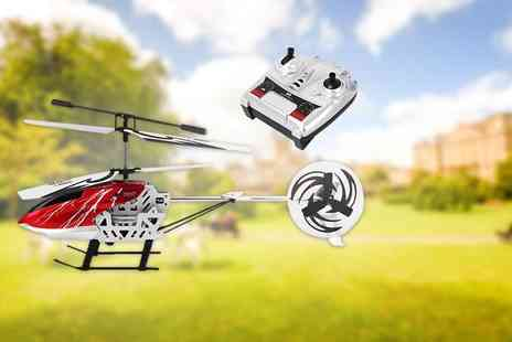 Toys Wizard - Mini remote control helicopter - Save 60%