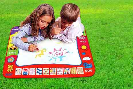 Toy Meets World - Small magic doodle mat  - Save 84%