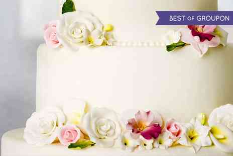 Mom n co Cakes - Wedding Cake Package  - Save 50%