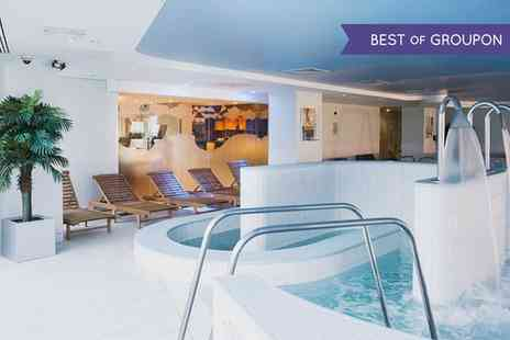 St Davids Hotel and Spa - Spa Day with 55 Minute Treatment and Two Course Meal  - Save 50%
