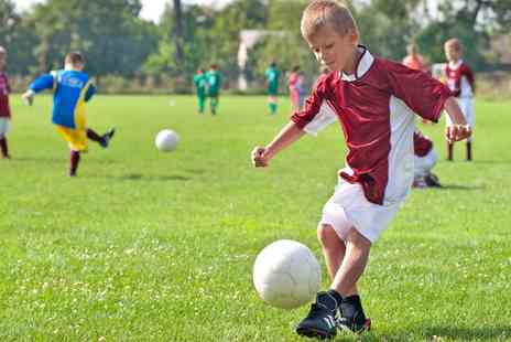 Total Pro Soccer - Three Day Soccer School With Academy Coaches - Save 0%