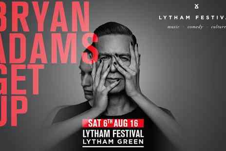 Cuffe and Taylor - Bryan Adams Live at Lytham Festival, 6 August 2016 - Save 0%