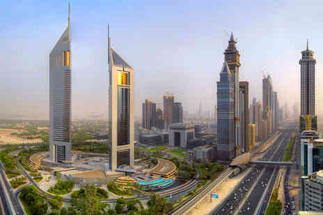 Jumeirah Emirates Towers - Five Star  5 nights Stay in a Deluxe Premier Room - Save 58%