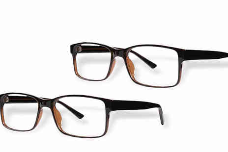 Nuspecs - Mens Reading Glasses - Save 20%