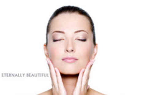 Eternally Beautiful - Three sessions of diamond microdermabrasion - Save 72%