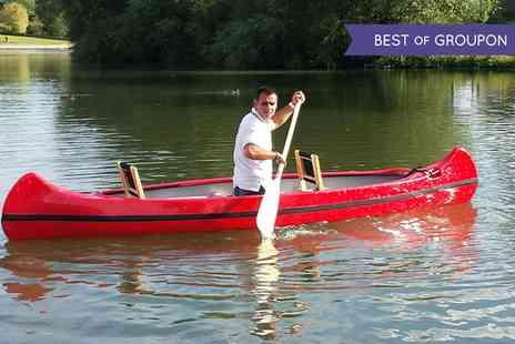 AV Boats - Two Hour Canoe Hire, Valid on Weekdays - Save 60%