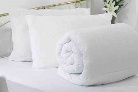 Groupon Goods Global GmbH - Two XTra Plump Pillows - Save 50%
