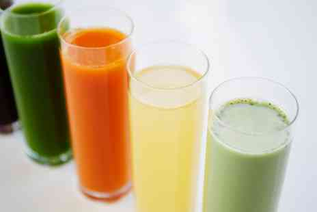 Kent Farmland Juices - 3, 5 Or 7 Day Juice Cleanse - Save 65%