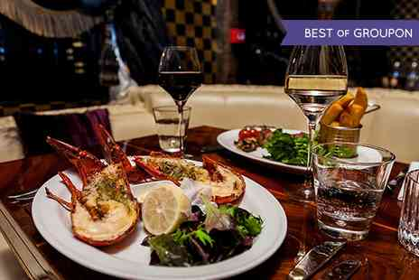 The Crazy Bear Group - English Chateaubriand, Lobster and Premium Champagne - Save 57%