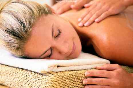 The Escape Spa - Facial and Back, Neck and Shoulder Massage with Optional Afternoon Tea - Save 51%