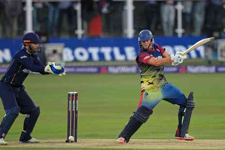Kent County Cricket Club - Kent Spitfires v Somerset, Natwest T20 Blast at the The Spitfire Ground, Friday 20 May - Save 0%
