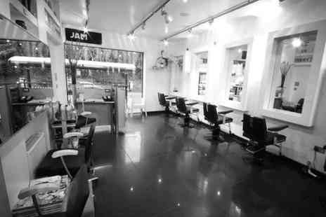 Jam Hairdressing - Gents Cut and Finish - Save 57%
