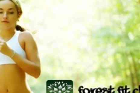 Forest Fit Club - Boot Camp Course For Two - Save 86%