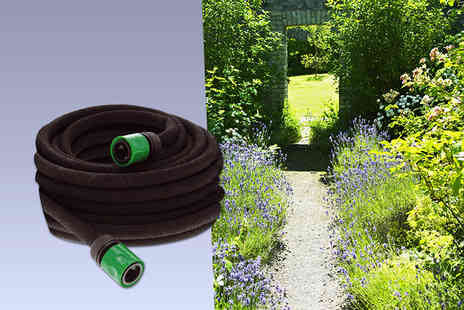 UK Home and Garden Store - 15 or 30 metre hose - Save 68%