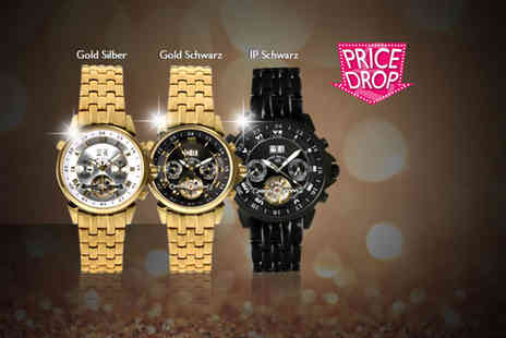 Kendor Van Noah - Andre Belfort Etoile Polaire watch choose from 10 designs Plus Delivery Included - Save 85%