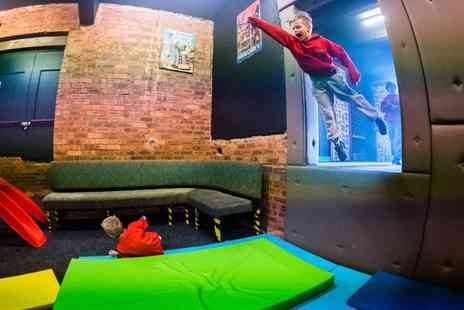 Laser 20 - Two Laser Tag Games for Two or Four, or Laser Tag Party, Refreshments and Exclusive Hire  - Save 56%