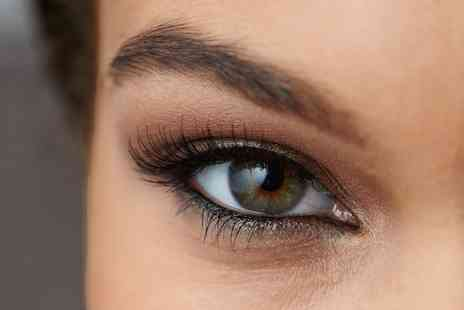 World of Lashes - Full Set of 2D Volume Eyelash Extensions with Optional Tint - Save 0%