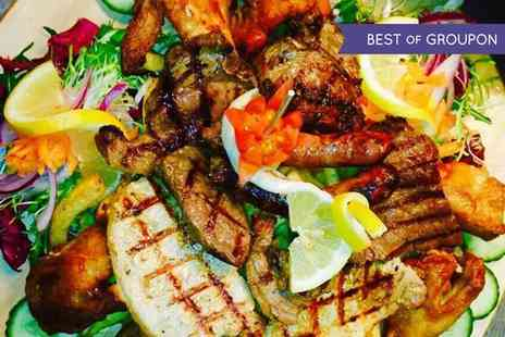Boteco Do Brasil - Sharing Platter for Two or Four and a Cocktail for Each - Save 46%