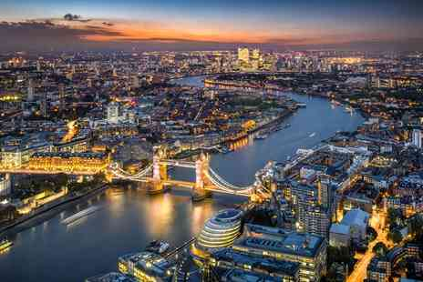 Diplomat Cruises - Two Hour London River Cruise on a Sunseeker Yacht with Bubbly for Up to Seven  - Save 10%