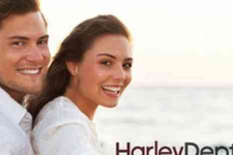 Harley Dental - Single Dental Implant With Abutment and Crown - Save 60%