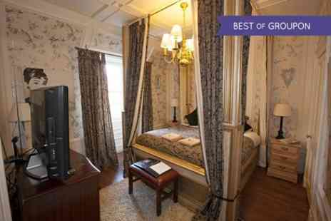 The Victoria House B&B - One to Three Nights Stay For Two With Wine and Chocolates - Save 0%