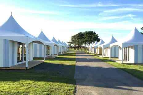 Atlantic Bay Holiday Park - Two or Three night glamping stay for two - Save 51%