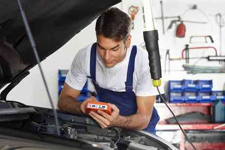 Binley Woods Service Centre - Car Air Conditioning Service With Re Gas - Save 61%