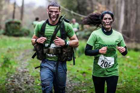 Commando Series - Obstacle Course & Endurance Challenge Entry On 12 or 13 November - Save 29%