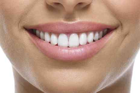 JC Clinics - Zoom Teeth Whitening by Dentist  - Save 66%