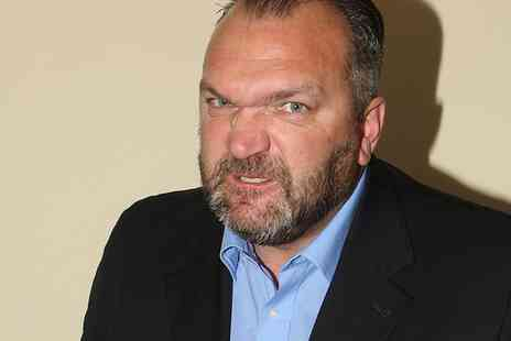 HS Presents - An Evening with Neil Ruddock with Meal and Games, The 1861 Suite at The One Call Stadium, 15 July - Save 0%