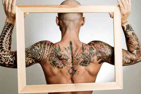 Slink Ink Tattoos - 60 Minute Tattooing Session - Save 0%