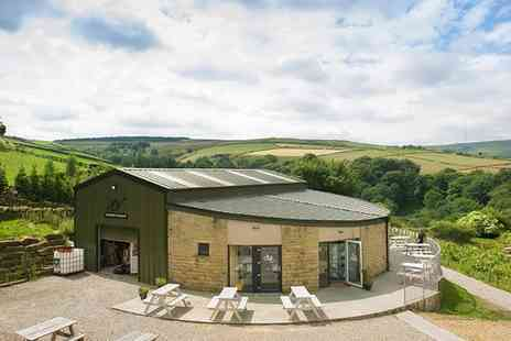 Holmfirth Vineyard - Vineyard Tour and Wine Tasting with Sparkling Brunch or Afternoon Tea for Two - Save 50%
