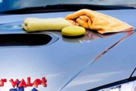 Car Valet UK - Five Star Plus Valet For MPV or 4x4 - Save 53%
