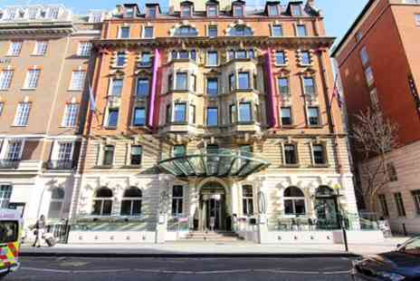 Ambassadors Bloomsbury Hotel - Sunday Night London Boutique Escape for Two - Save 0%