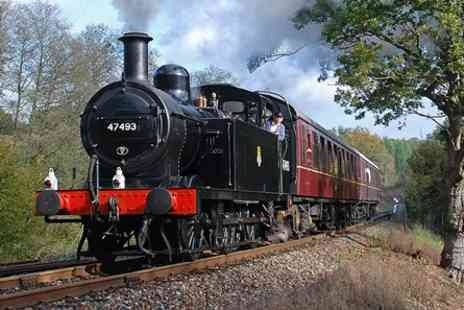 Spa Valley Railway - Extended Steam Train Driver Experience - Save 0%
