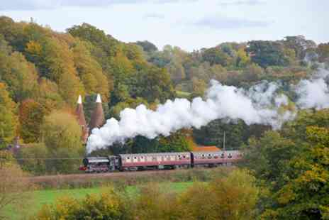 Spa Valley Railway - Steam Train Driver Experience - Save 0%