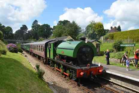 Spa Valley Railway - Diesel Train Driver Experience - Save 0%