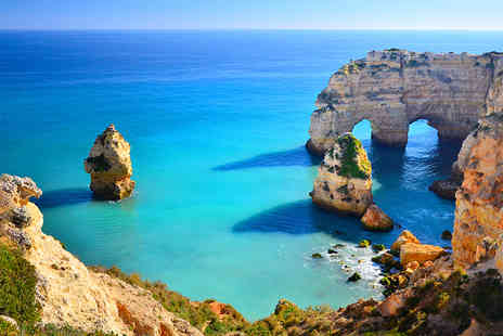 Cheap Cost Holidays - Three, Five or Seven night Algarve break for two with flights - Save 22%