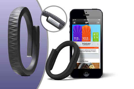 Heads Group - Refurbished Jawbone UP24 activity wristband - Save 48%